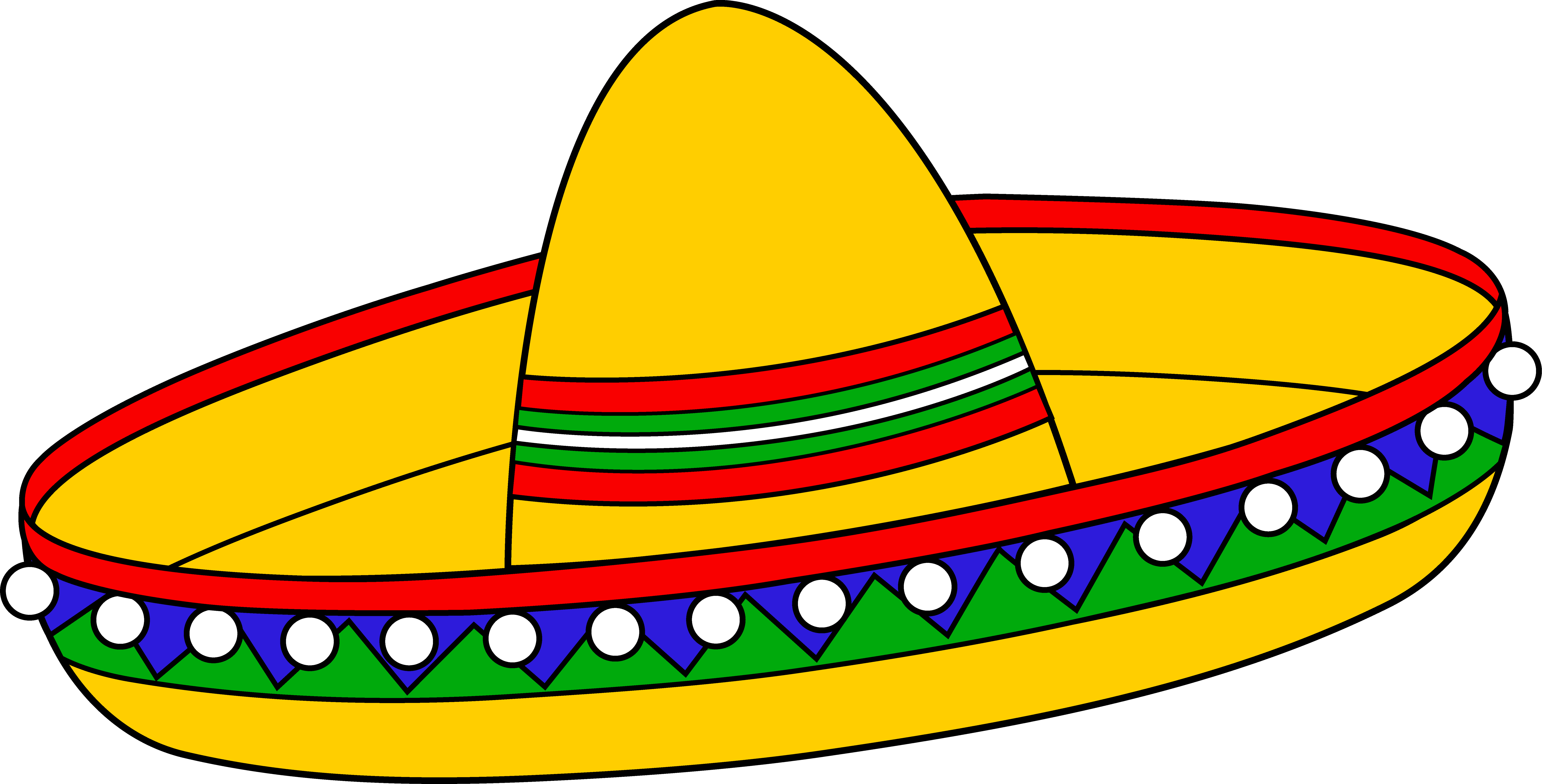 8344x4244 Mexican Clip Art Many Interesting Cliparts