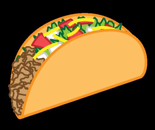 500x420 Mexican Food Clip Art