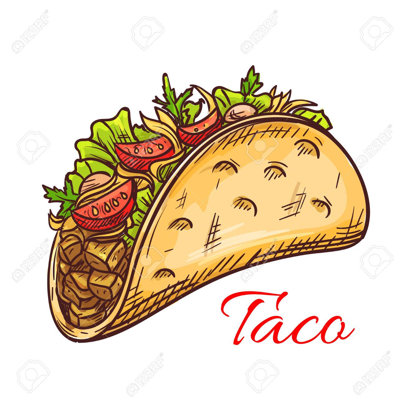 1300x1300 Tortilla Clipart Mexican Dinner
