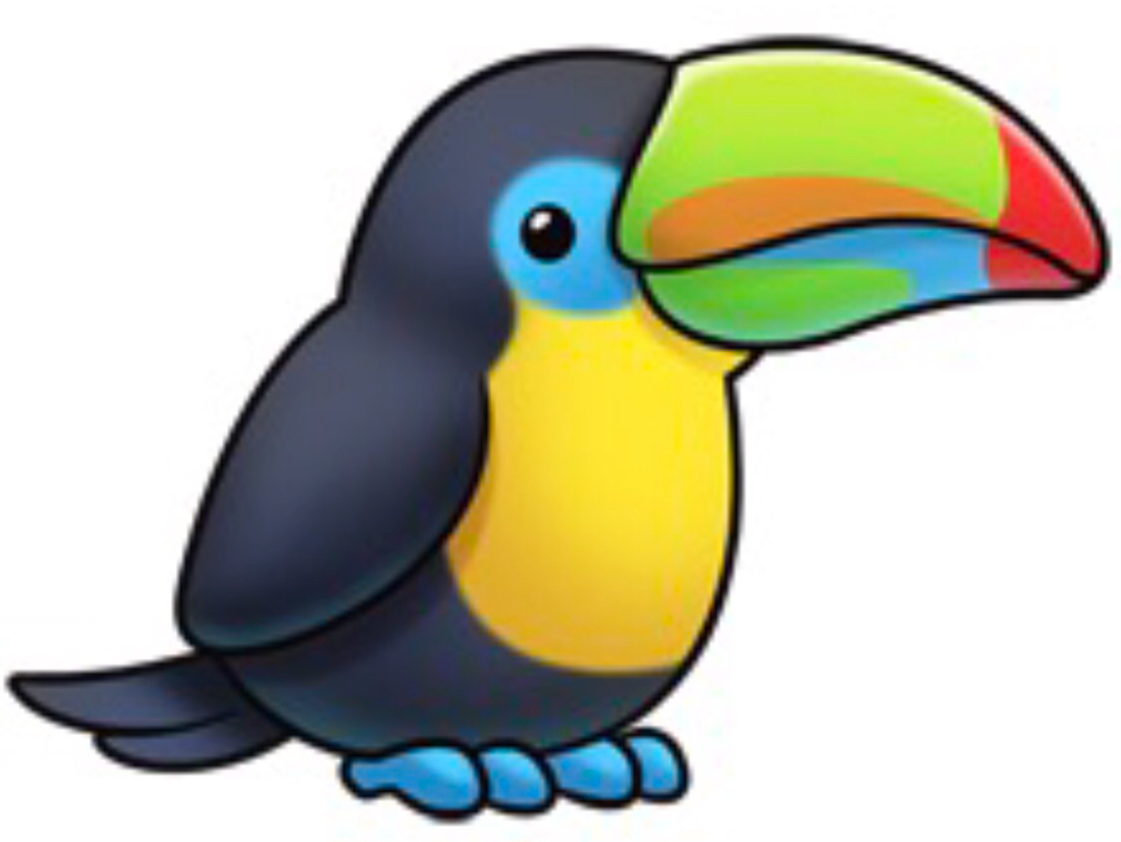 1242x933 Toucan Toucans Clip Art, Animal Patterns And Rock