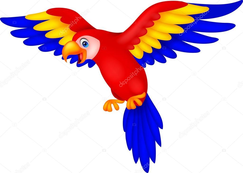 1023x728 Cute Toucan Bird Cartoon Flying Stock Vector Tigatelu
