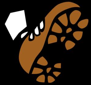 298x279 Tough Shoes Clip Art