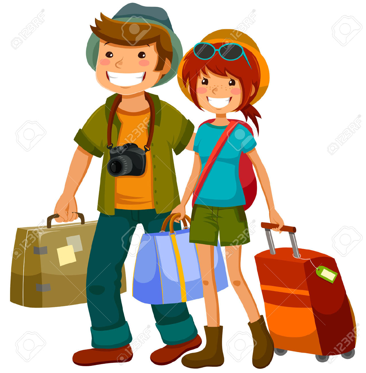 1275x1300 Travellers Clipart