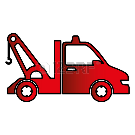 Tow Clipart