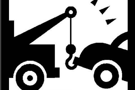 Tow Truck Clipart Free