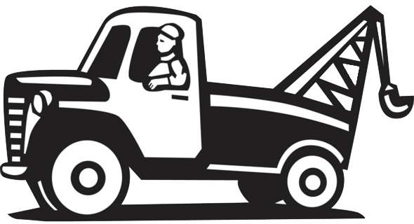 590x320 Tow Truck Simple Cartoon Tow Clipart Cliparts And Others Art
