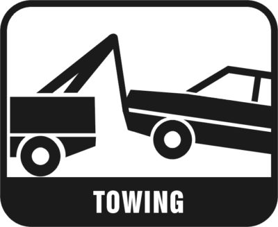 Auto Towing from Mustangs Car
