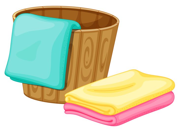 Towels Clipart