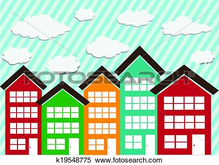 450x338 Old Town Clipart Little Town