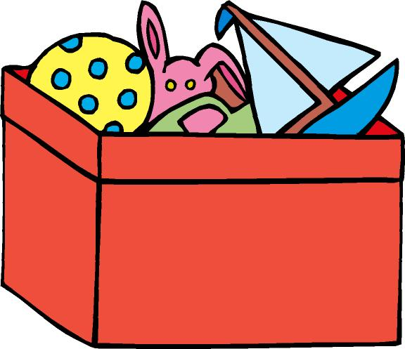 Toy Box Clip Art : Toy box clipart free download best on