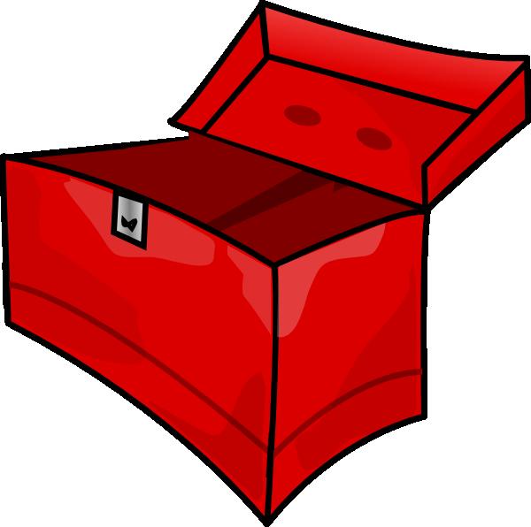 600x596 Full Toy Box Clipart