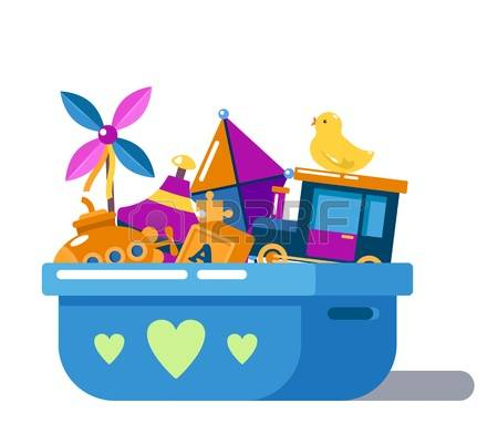 450x401 Game Clipart Toy Box