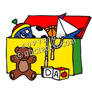 300x300 Toy Clipart Toy Box