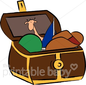 300x297 Chest Clipart Toy Chest