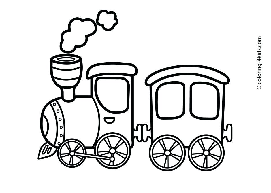 940x670 Train Clipart Toy Train Train Car Clipart Black And White