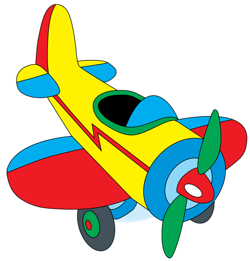 503x525 Airplanes Baby Toy Clipart