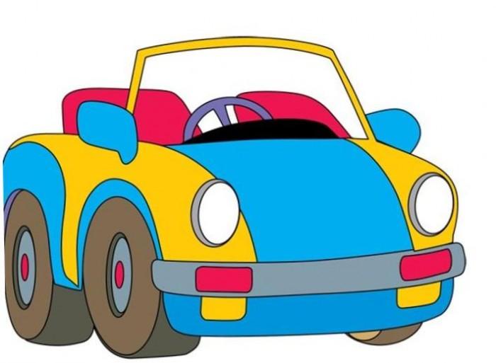 700x513 Toy Car Clipart 5