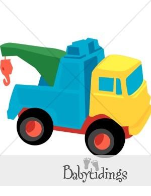 300x388 Truck Block Clipart
