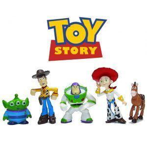 300x300 1pcs 20cm Kawaii Cartoon Toy Story Woody And Buzz Lightyear