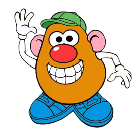 278x260 Toy Story Clipart Mr Potato Head