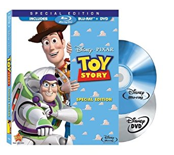 342x305 Toy Story (Two Disc Special Edition Blu Raydvd Combo