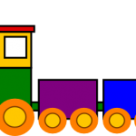150x150 Train Clip Art Train Railway Clipart 23