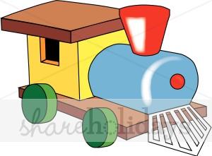 300x221 Train Clipart Simple