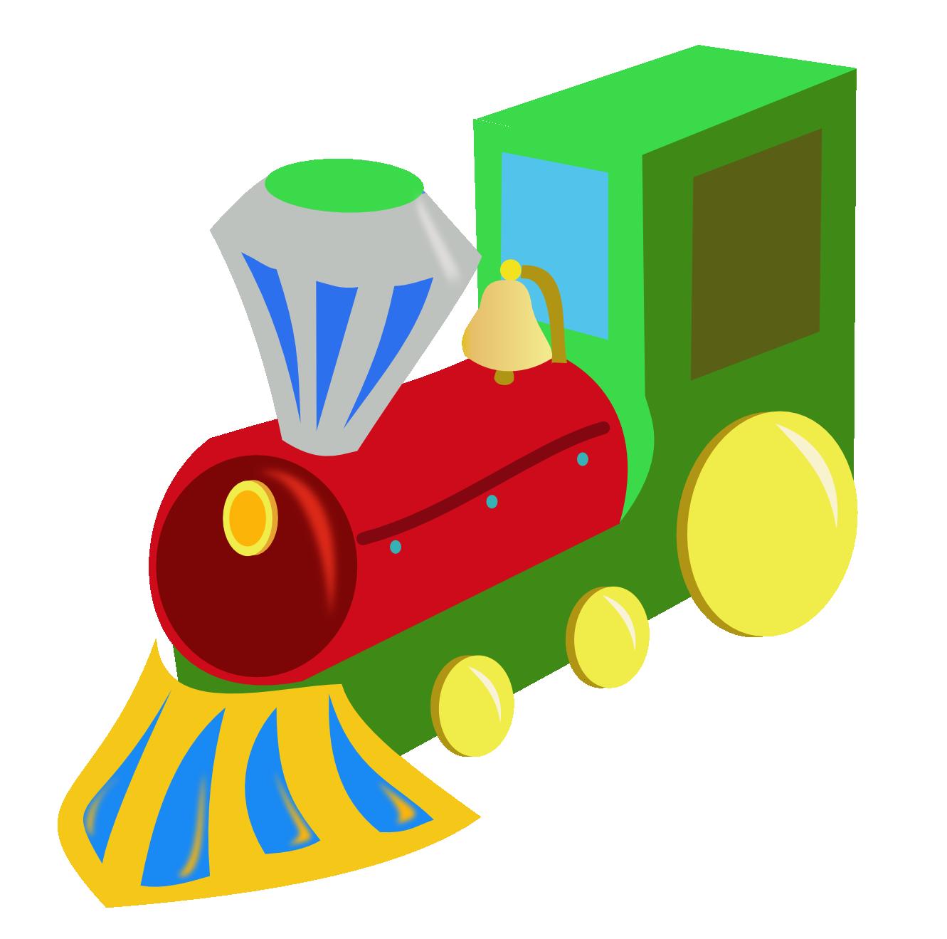 1331x1319 Train Clipart Toy Train