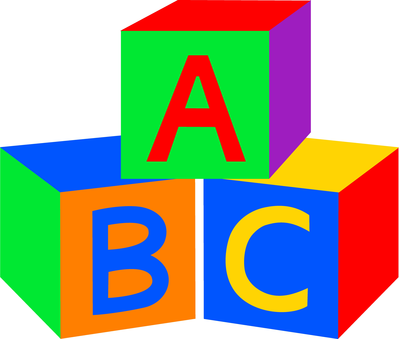 5170x4401 Abc Baby Blocks