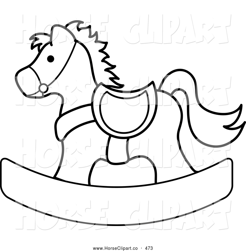 1024x1044 Clip Art of a Black and White Coloring Page Outlined Children#39s