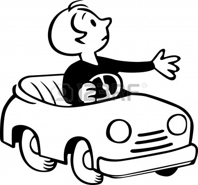 400x374 Toy Black And White Clipart#2002333