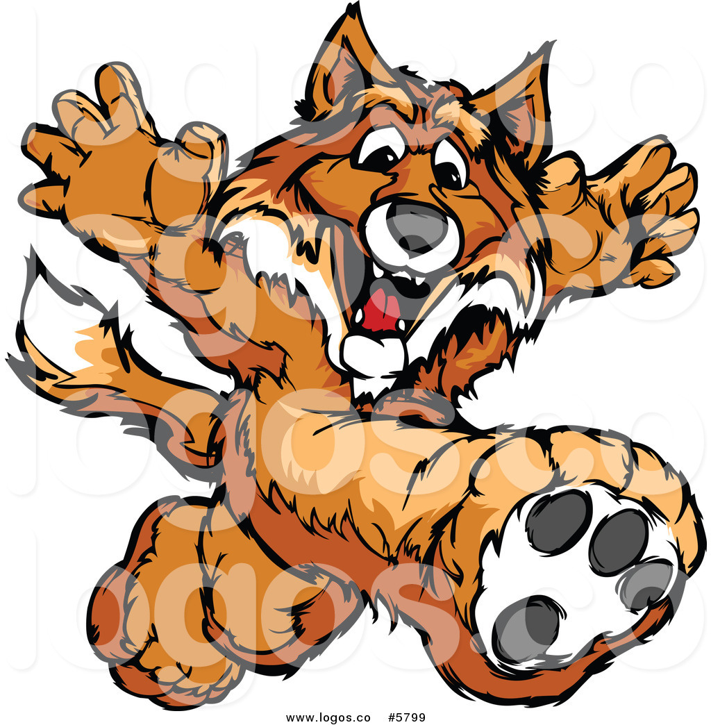 1024x1044 Royalty Free Vector Of A Logo Of A Track And Field Fox Mascot