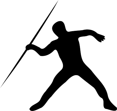 398x378 Track And Field Clip Art Download