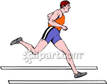 Track And Field Clipart Free