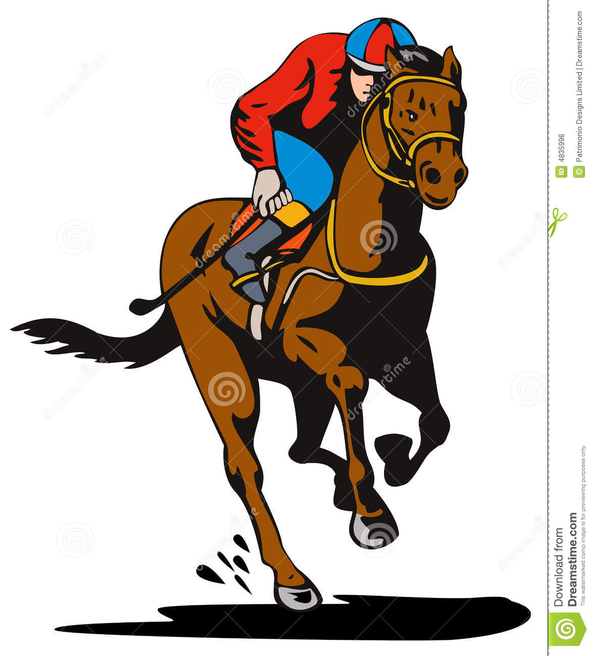 1174x1300 Horse Race Track Clipart