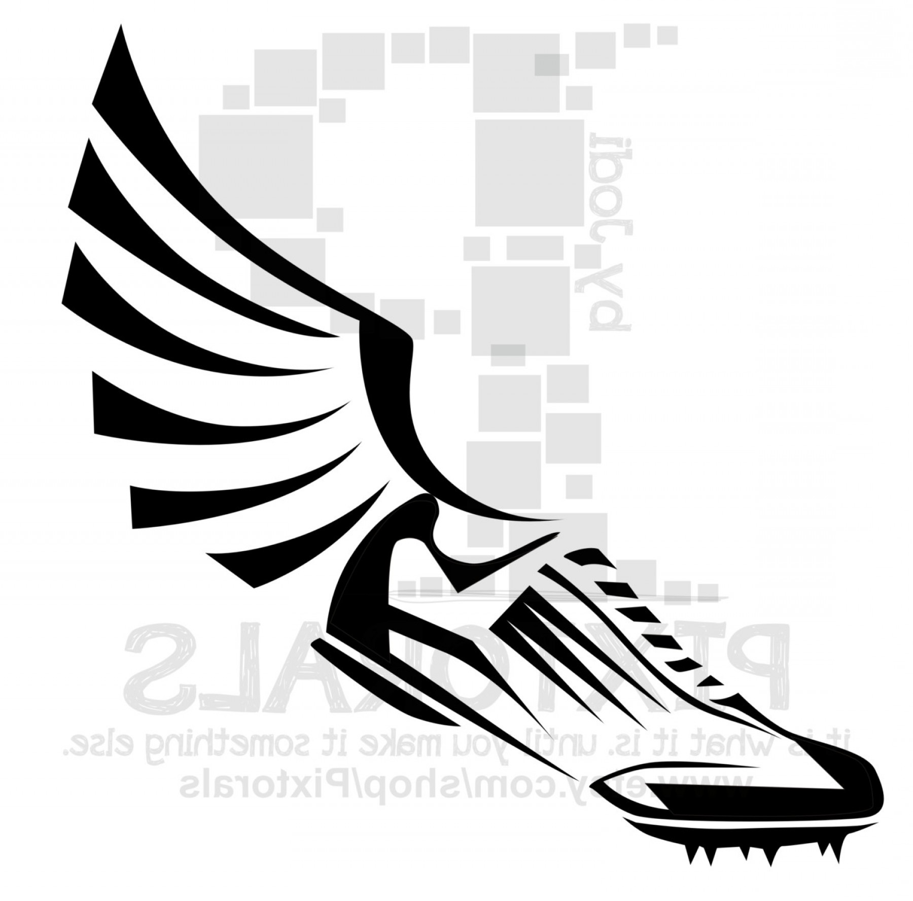 1800x1777 Track Spikes No Wings Clipart