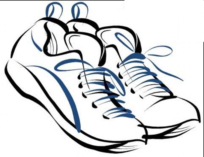 820x631 Track Shoe Shoe Clip Art Clipart Clipartcow Image 33611best Png