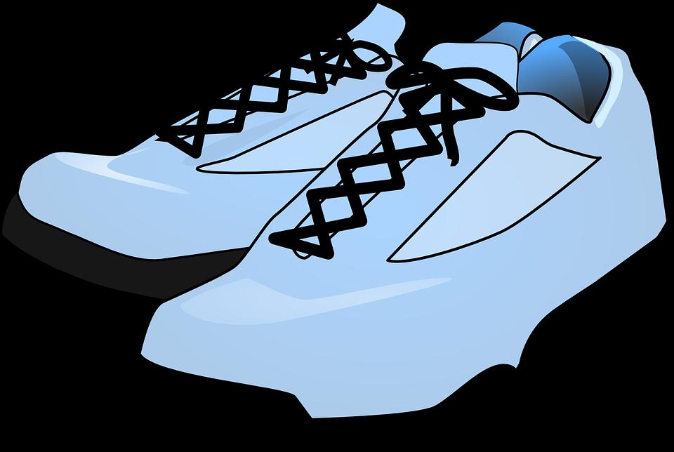 960x644 Gym Shoes Clipart Man Clipart