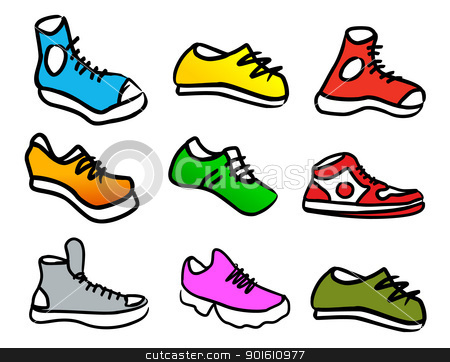 450x362 Shoe Clipart Simple