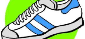 272x125 Shoes Running Shoes Clipart Clip Art Shoe 3