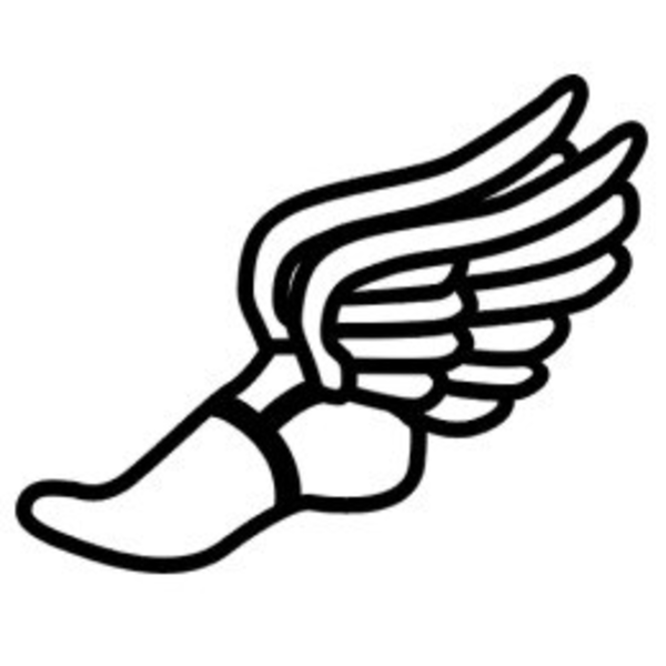 Free Download Best Track Shoes Logo On ClipArtMag.com