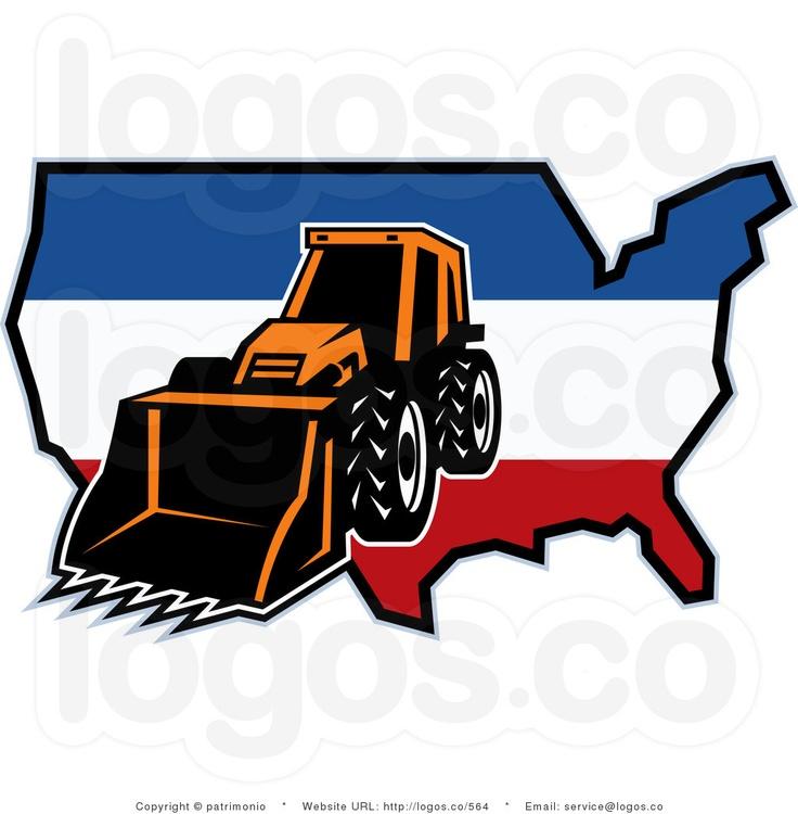 Tractors Clipart