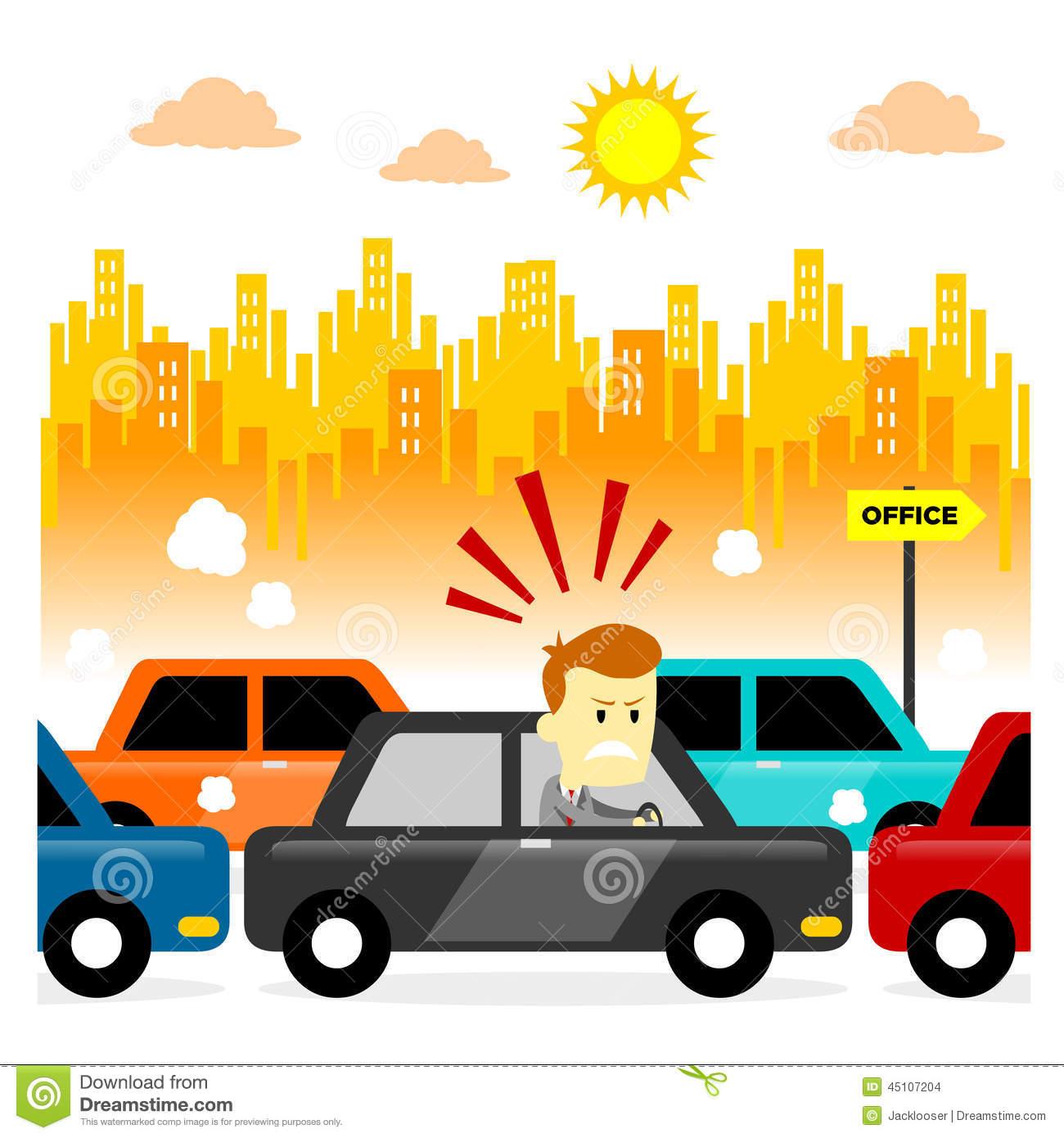1300x1390 Traffic Clipart Traffic Scene