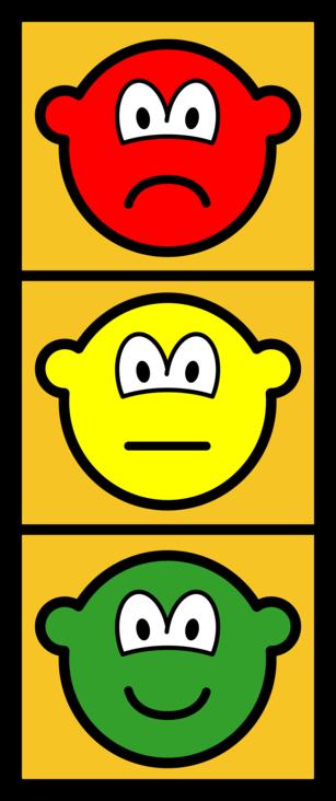 307x732 Traffic Light Icon