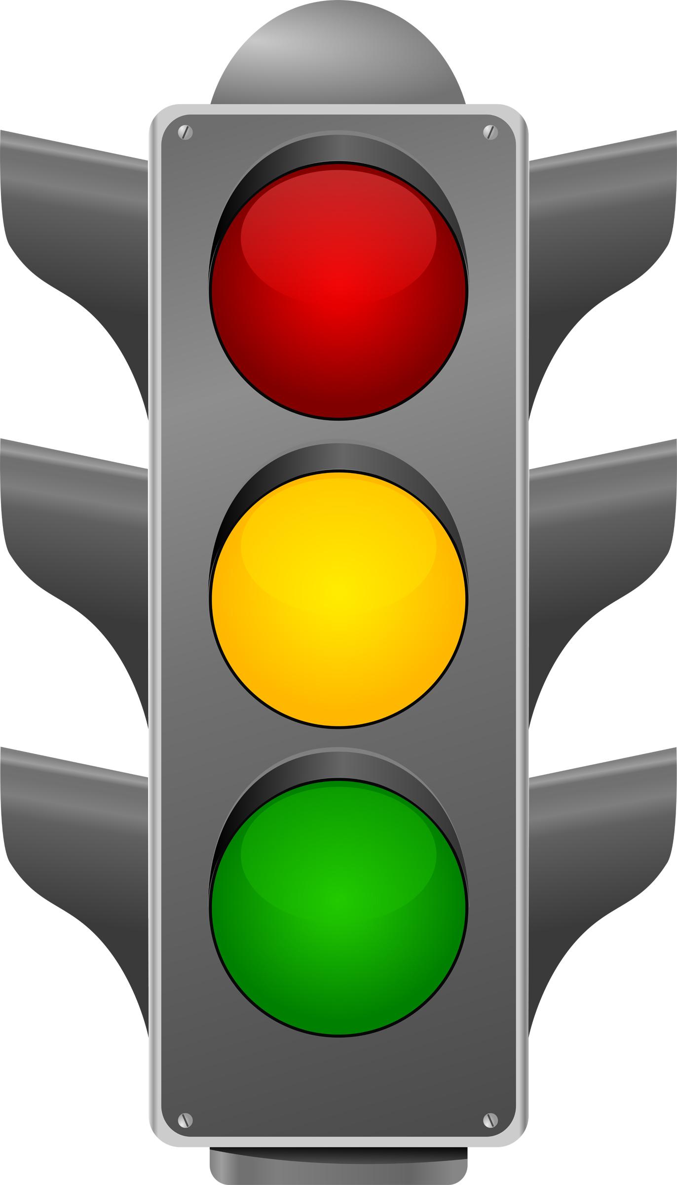 1372x2400 Traffic Signal Lights
