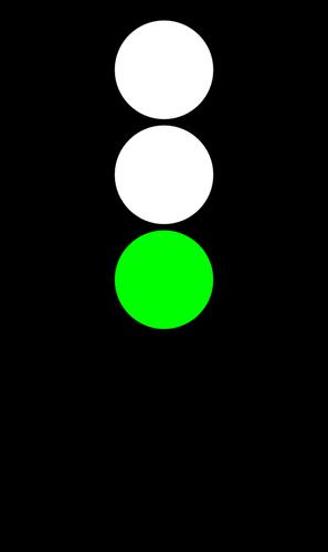 297x500 Green Traffic Light Vector Clip Art Public Domain Vectors
