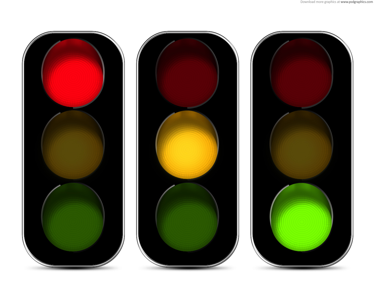 1280x1024 Green Traffic Light Clipart Kid 3