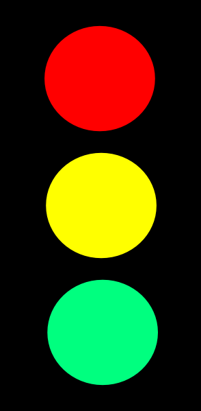 294x599 Traffic Light Clipart Trafik