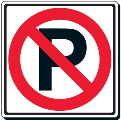 400x400 Reflective Traffic Signs