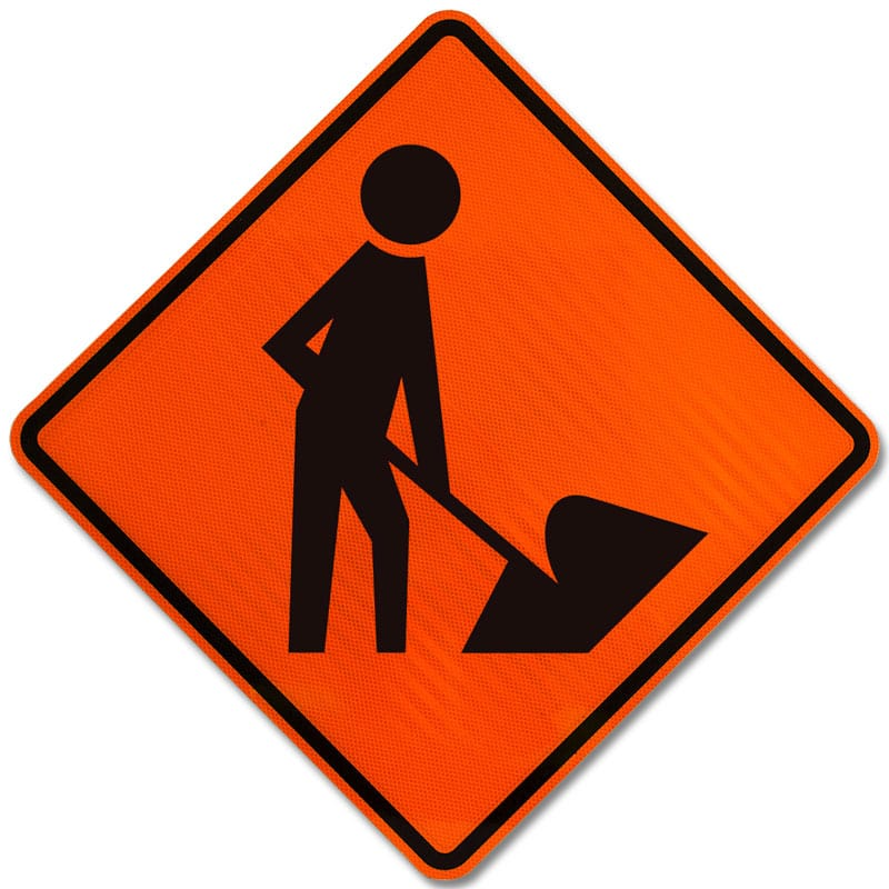 800x800 Road Symbol Signs And Traffic Symbols For Roadway Use